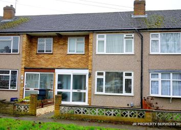 Thumbnail 3 bedroom terraced house to rent in Bullwell Crescent, Cheshunt, Waltham Cross