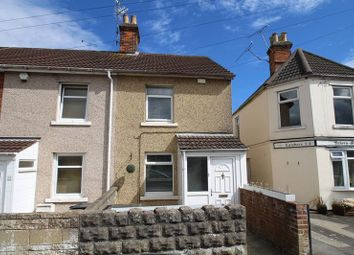 Thumbnail 3 bedroom end terrace house for sale in St Philips Road, Upper Stratton, Swindon