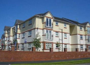 Thumbnail 2 bed flat to rent in Medbourne Court, Southdene, Kirkby