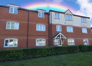 Thumbnail 2 bed flat for sale in Waterway Court, Warstock, Birmingham