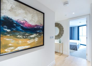 Thumbnail 2 bed flat to rent in Nine Elms, Vauxhall, London