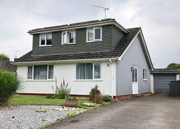 Thumbnail 4 bed detached bungalow for sale in Rectory Avenue, Corfe Mullen, Wimborne