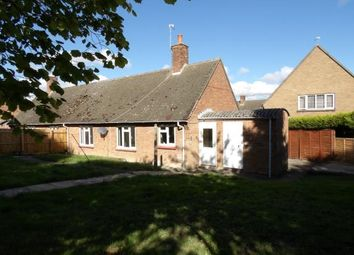 Thumbnail 1 bed bungalow for sale in The Prebend, Northend, Southam, Warwickshire