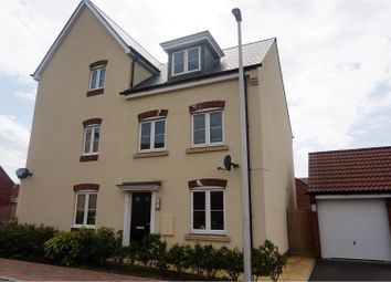 Thumbnail 3 bed town house for sale in Gator Court, West Wick