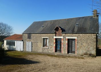Thumbnail 1 bed country house for sale in Buais, Manche, 50640, France