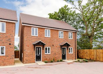 Thumbnail 2 bedroom semi-detached house for sale in Main Road, Little Fransham, Dereham