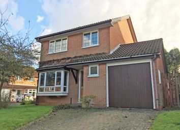 Thumbnail 3 bed detached house to rent in Sandpiper Way, Basingstoke