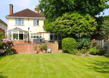 Thumbnail 4 bed detached house for sale in Barton Court Avenue, Barton On Sea, Hampshire