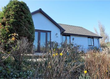 Thumbnail 3 bed detached bungalow for sale in Tafolwern, Llanbrynmair
