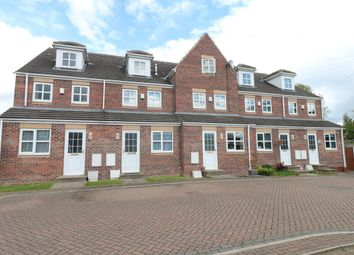 Thumbnail 4 bed town house for sale in Crofton Court, Crofton, Wakefield