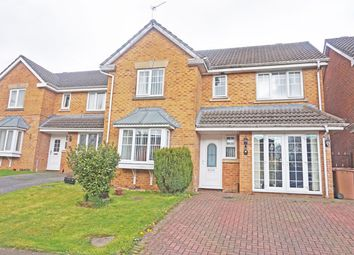 4 bed detached house for sale in Downey Grove, Penpedairheol CF82