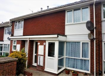 Thumbnail 1 bed maisonette for sale in Crusader Road, Hedge End