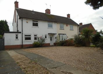 Thumbnail 3 bed semi-detached house to rent in Dominon Road, Leicester
