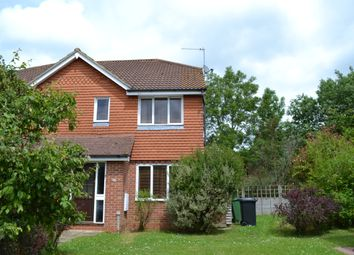 Thumbnail 1 bed semi-detached house to rent in Summerfields, Chineham