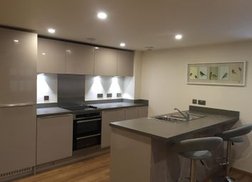 Thumbnail 1 bed flat to rent in Cairns Close, Lichfield