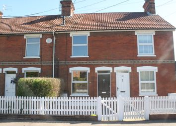 Thumbnail 2 bedroom terraced house to rent in High Road East, Felixstowe