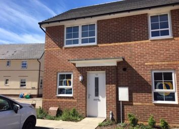 Thumbnail 2 bed semi-detached house for sale in Cae Brewis, Boverton, Llantwit Major