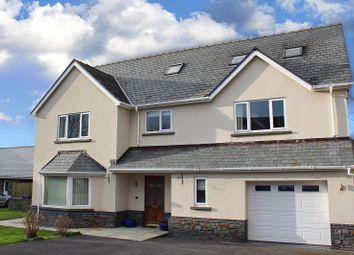 6 bed detached house for sale in Burrows Close, Southgate, Swansea SA3