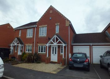 Thumbnail 3 bedroom terraced house to rent in Cornbrash Rise, Hilperton, Trowbridge