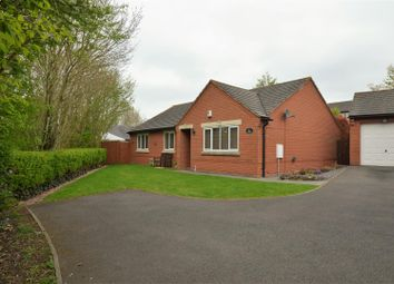 Thumbnail 3 bed detached bungalow for sale in Orpine Close, Bicester