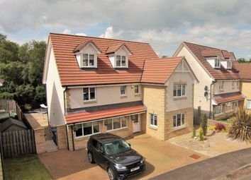 Thumbnail 5 bed detached house for sale in Ashlar Ave, Cumbernauld