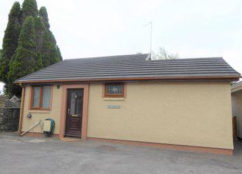 Thumbnail 2 bed bungalow for sale in Bettws, Bridgend, Bridgend.
