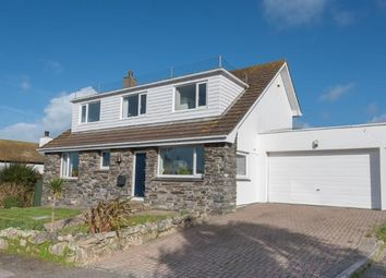 Thumbnail 4 bed detached house for sale in Carbis Bay, St. Ives, Cornwall