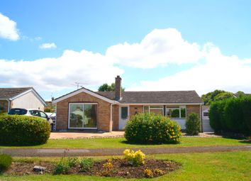 Thumbnail Detached bungalow for sale in Rupert Close, Chalgrove, Oxford