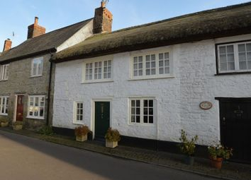 Thumbnail 1 bed terraced house for sale in St. James Street, Shaftesbury