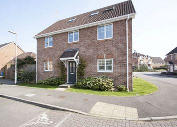 Thumbnail 5 bed detached house for sale in Rykmansford Road, Fleet