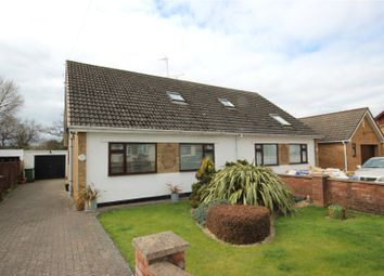 Thumbnail 3 bed semi-detached bungalow for sale in Bibury Avenue, Patchway, Bristol