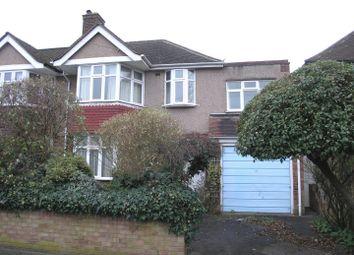 Thumbnail 4 bed property for sale in Ryecroft Avenue, Whitton, Twickenham