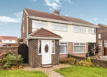 Thumbnail 3 bed semi-detached house for sale in Cockfield Avenue, Billingham