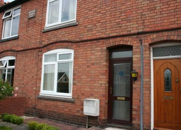 Thumbnail 3 bed terraced house to rent in Rocfield Terrace, Wrockwardine Wood, Telford