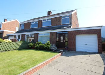 Thumbnail 3 bed semi-detached house for sale in Lyndhurst Avenue, Bangor
