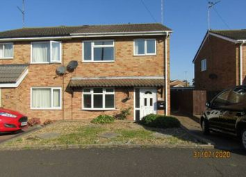 Thumbnail 3 bed semi-detached house to rent in Acre Lane, Kingsthorpe, Northampton