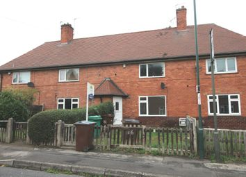 Thumbnail 3 bed terraced house for sale in Dulverton Vale, Nottingham