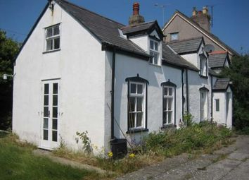 Thumbnail 1 bed detached house for sale in Tan Y Wal And Land, Bryn Gwynt Lane, Penrhynside, Llandudno