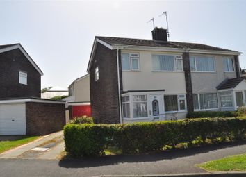 Thumbnail 3 bed property to rent in Garreglwyd Park, Holyhead