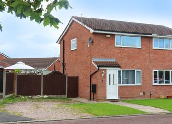 Thumbnail 2 bed semi-detached house for sale in Chedworth Drive, Widnes
