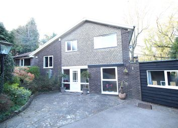 Thumbnail 4 bed detached house for sale in Grove Park Avenue, Pontnewydd, Cwmbran