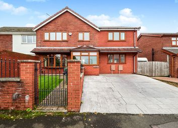 Thumbnail 4 bed semi-detached house for sale in Northlands, Radcliffe, Manchester, Greater Manchester