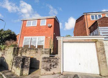 Thumbnail 4 bedroom detached house for sale in Bryn Bevan, Newport