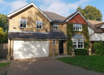 Thumbnail Detached house for sale in Holm Grove, Uxbridge