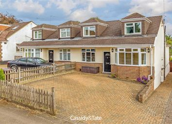 Thumbnail 4 bed detached bungalow to rent in Green Lane, St Albans, Hertfordshire