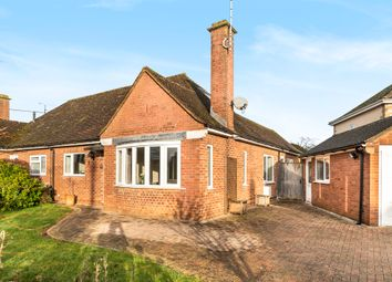 3 bed semi-detached bungalow for sale in Fairthorne Way, Shrivenham, Swindon SN6