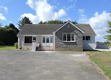Thumbnail 3 bed detached bungalow for sale in Dwrbach, Fishguard