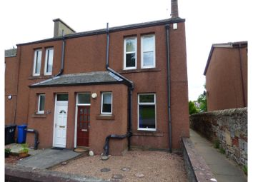 Thumbnail 1 bed flat for sale in Terrace Street, Kirkcaldy