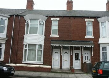 Thumbnail 3 bed flat to rent in Alverthorpe Street, South Shields