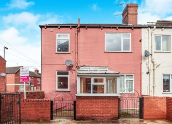 Thumbnail 2 bed end terrace house for sale in Victoria Street, Hemsworth, Pontefract